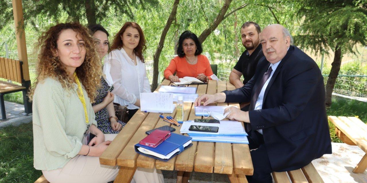 Sivas 100. Yılda 100 Büyükelçiyi Ağırlayacak