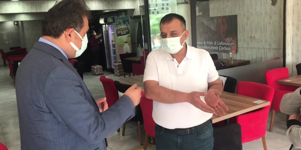 Bayram Sonrası Çöp Konteynerleri Dezenfekte Edildi