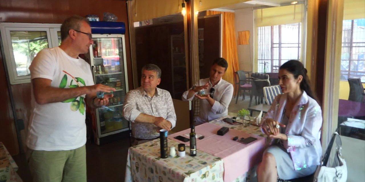 Kapadokya'da 80 Turist Gıda Zehirlenmesi Nedeniyle Hastaneye Kaldırıldı